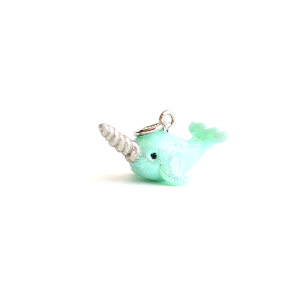Narwhal Charm / Necklace