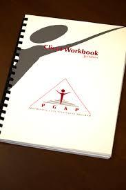 Author: Dr. MJ Sullivan  The Progressive Goal Attainment Program Client Workbooks are available to healthcare professionals who have completed the 2 day PGAP training.