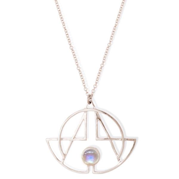 Silver Psych Chakra Pendant