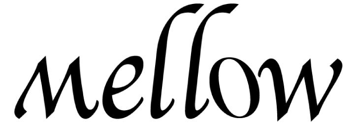 Final mellow logo blackcopy 2