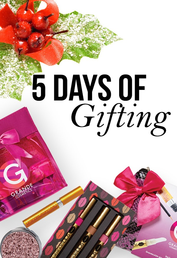 5 days of gifting
