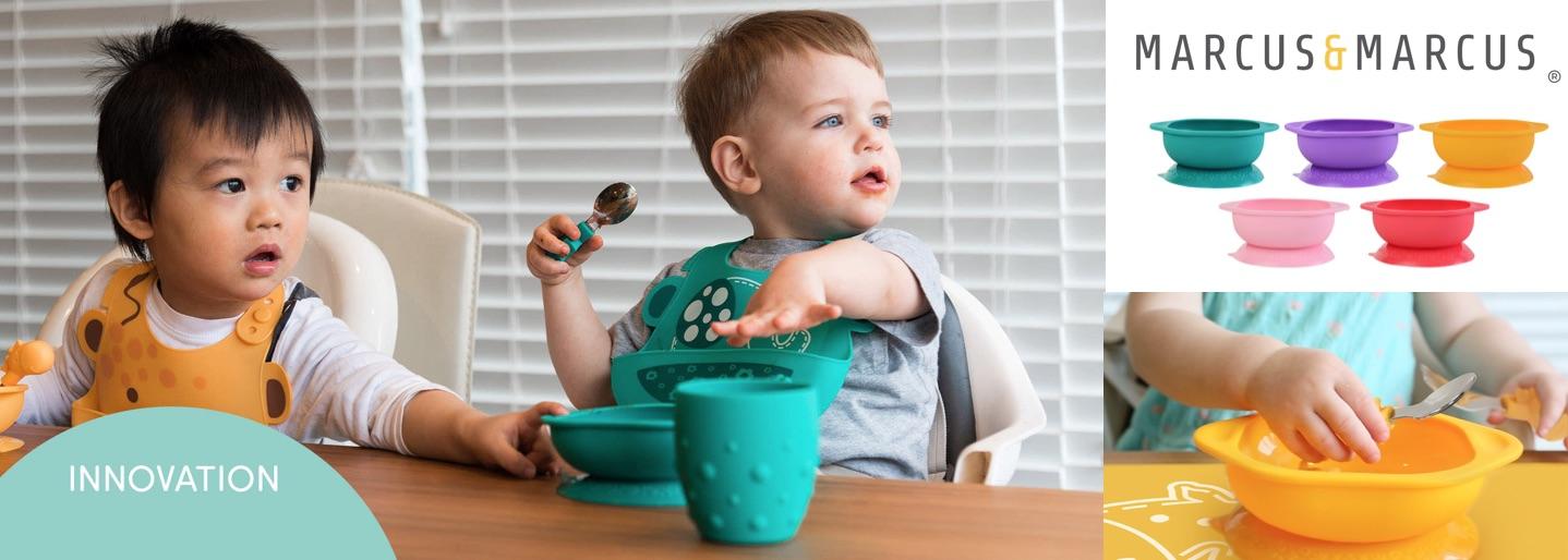 Suction bowl slider