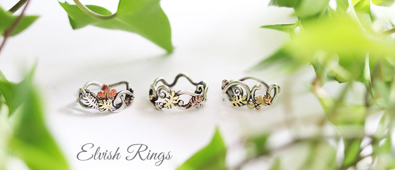 Elvish rings slider